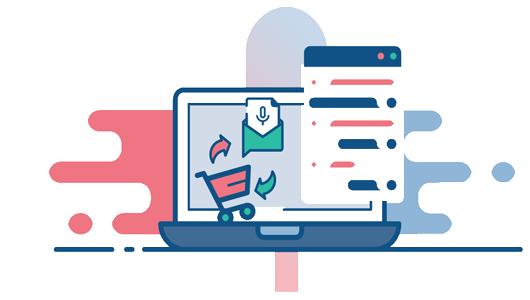 Online Portal E Commerce PNG Pic