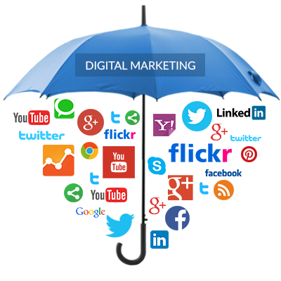 digital marketing umbrella 2