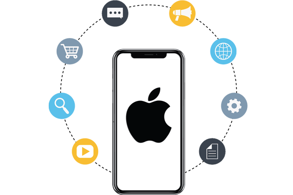 iphone application development technource
