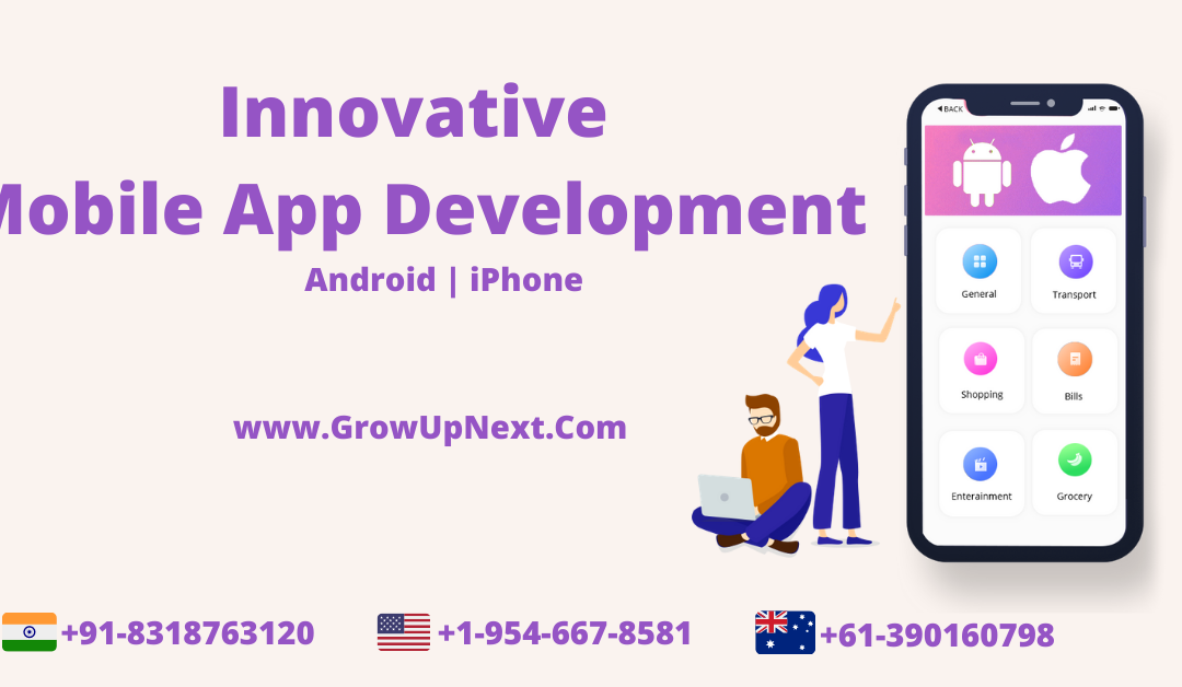 Mobile App Development Company Kanpur
